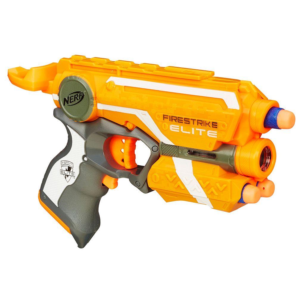 Nerf N-Strike Elite Firestrike Blaster by Hasbro
