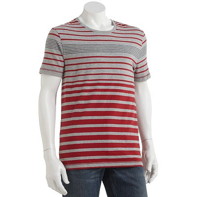 Rock and Republic Engineer Striped Tee