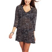Portocruz Burnout Cover-Up Tunic