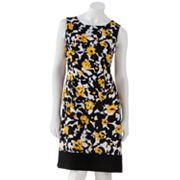 Ronni Nicole Floral Sheath Dress