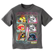 Angry Birds Star Wars Lightsaber Tee - Boys 4-7