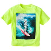 Star Wars Surf Trooper Neon Tee - Boys 4-7