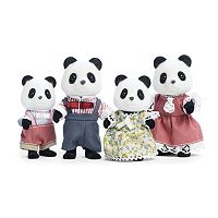 Calico Critters Wilder Panda Family Set