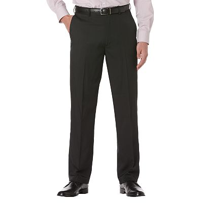 Axist Straight-Fit Crush-Proof Flat-Front Dress Pants