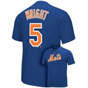 Majestic New York Mets David Wright Tee - Boys 8-20
