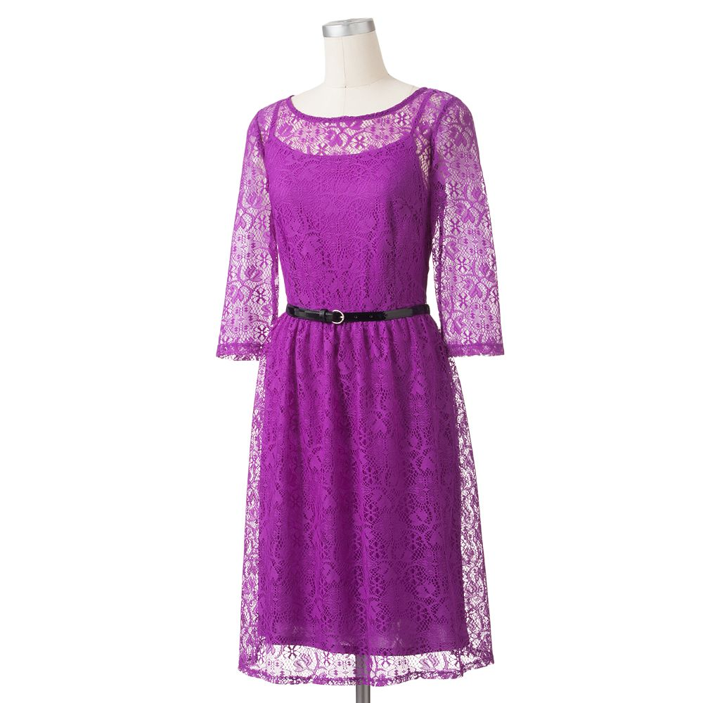 AB Studio Lace Dress