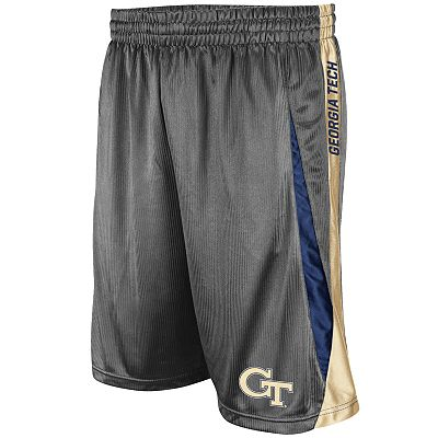 Colosseum Georgia Tech Yellow Jackets Axle Shorts - Men