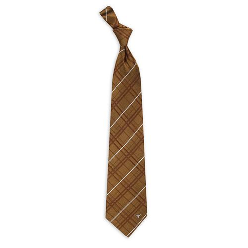 Men's Texas Longhorns Oxford Silk Tie