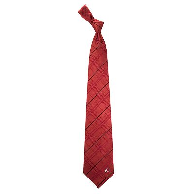 Utah Utes Oxford Silk Tie - Men