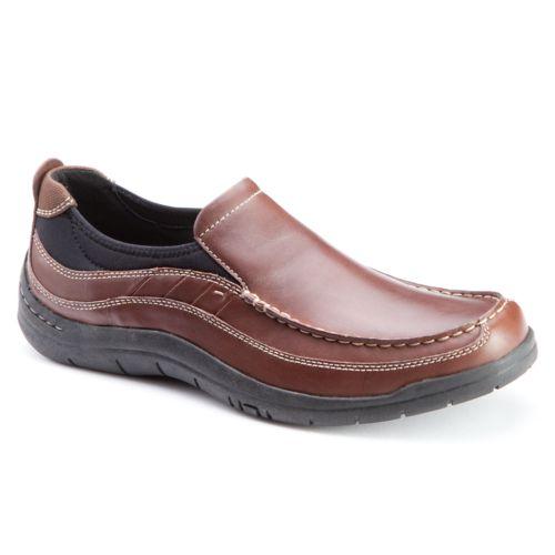 Bostonian Kongo Excel Wide Slip-On Shoes - Men
