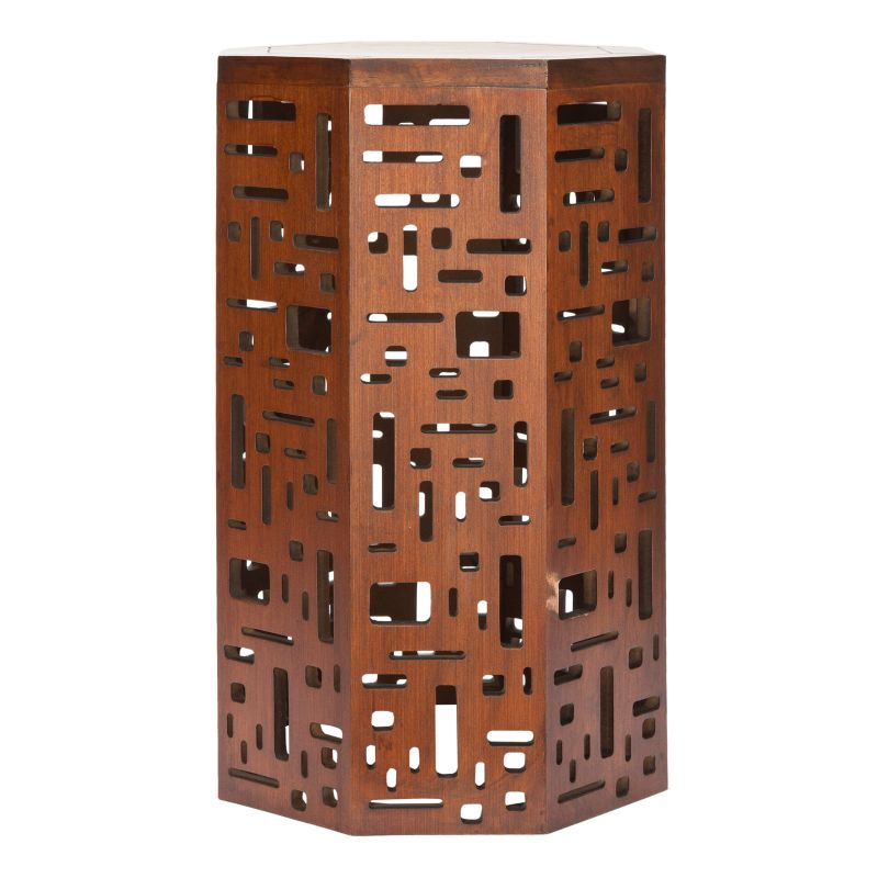 Safavieh Cody End Table, Brown