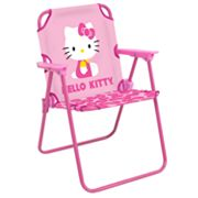 Hello Kitty Folding Patio Chair