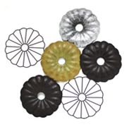 Andalle Circular Floral Wall Decor