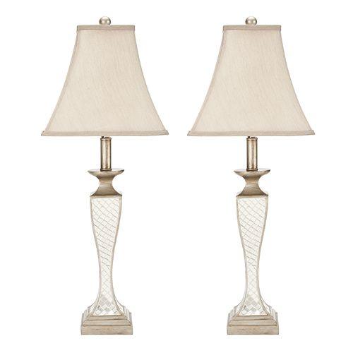 Safavieh Kailey 2-pc. Table Lamp Set