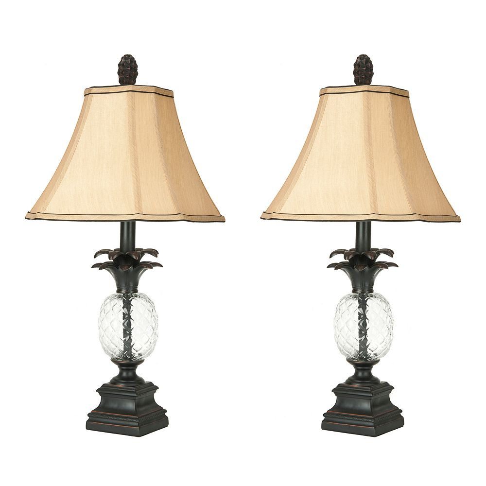 Safavieh Alanna 2-pc. Table Lamp Set