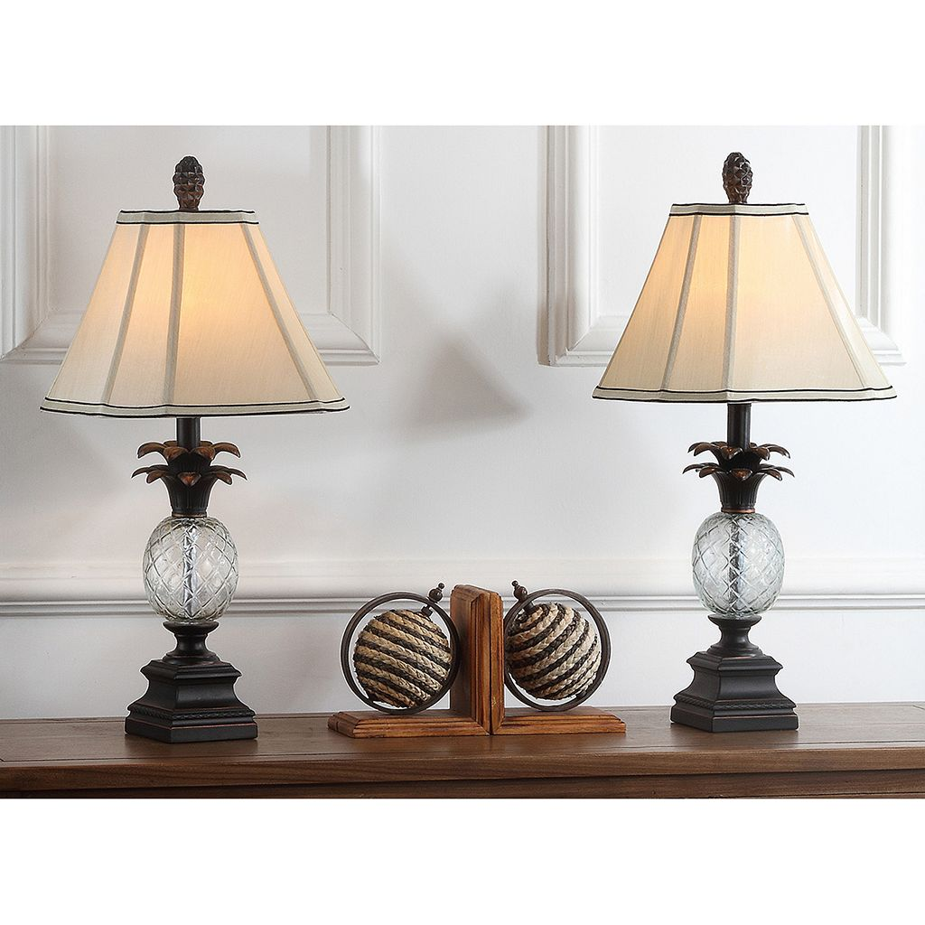 Safavieh Alanna 2-pc. Table Lamp Set