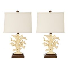 Safavieh Key West 2 pc Table Lamp Set