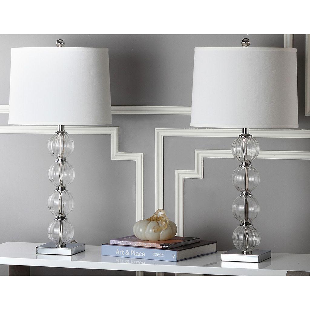 Safavieh Amanda 2-pc. Table Lamp Set