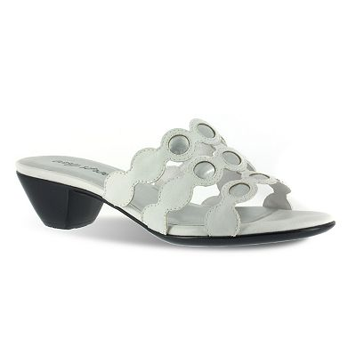 Easy Street Circus Extra Wide Slide Sandals - Women