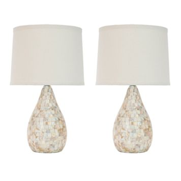 Safavieh Lauralie 2-pc. Table Lamp Set