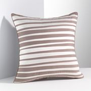 Simply Vera Vera Wang Metropolitan Striped Decorative Pillow