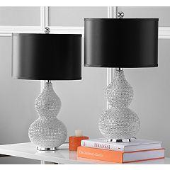 Safavieh Nicole 2-pc. Table Lamp Set