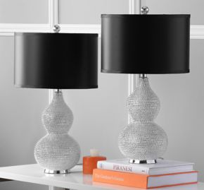 Safavieh Nicole 2-pc. Table Lamp Set