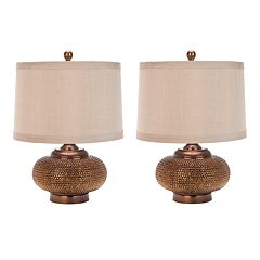 Safavieh Alexis 2 pc Table Lamp Set