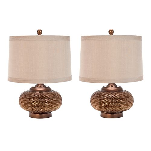 Safavieh Alexis 2-pc. Table Lamp Set