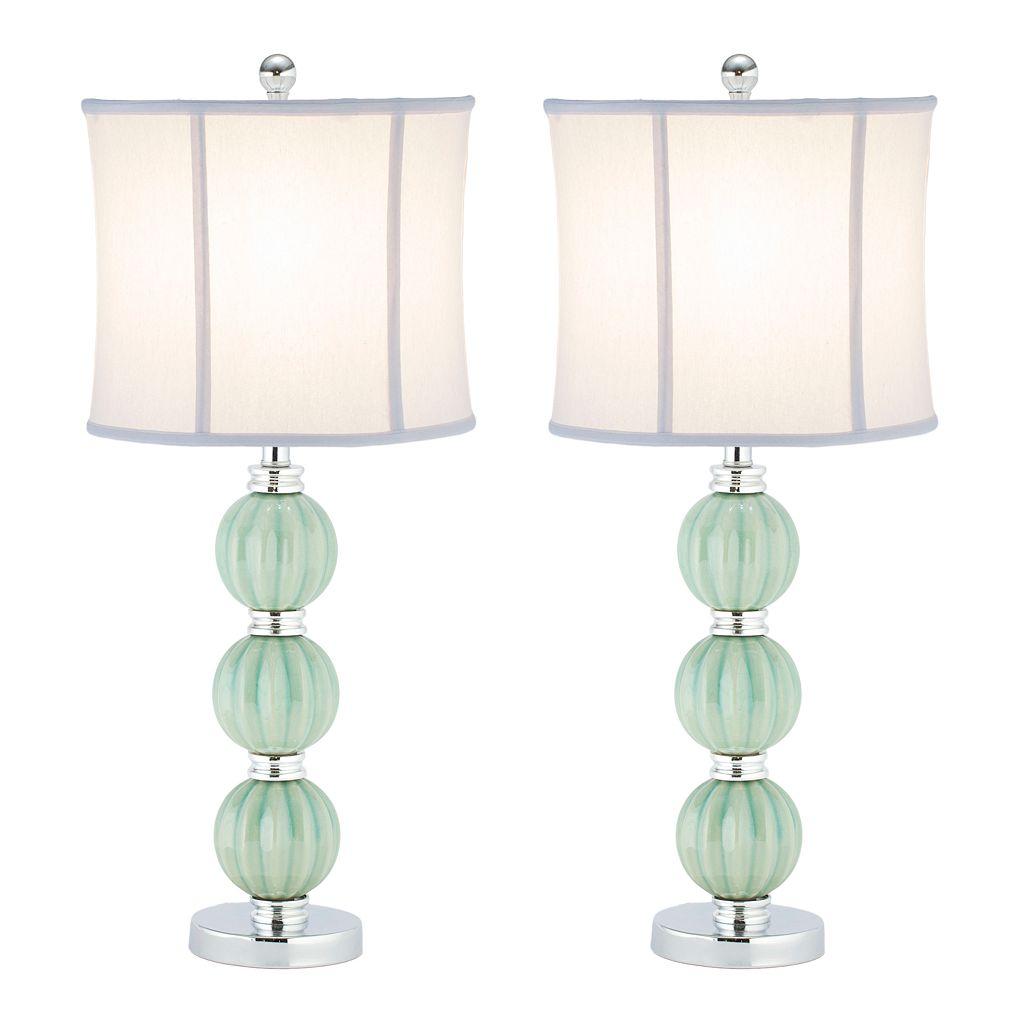 Safavieh Stephanie 2-pc. Table Lamp Set