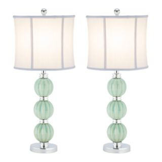 Safavieh Stephanie 2-pc. Table Lamp Set