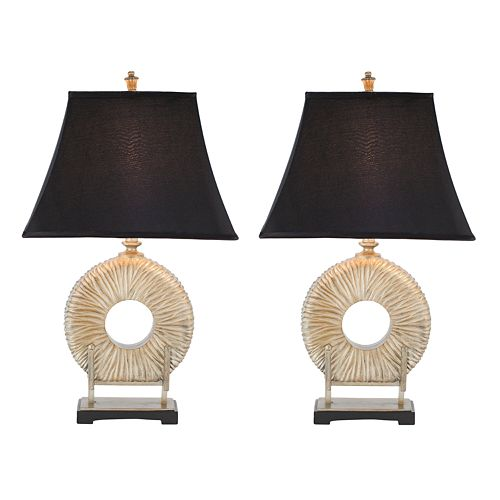 Safavieh Gabriella 2-pc. Table Lamp Set