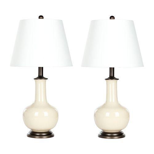 Safavieh Danielle 2-pc. Table Lamp Set