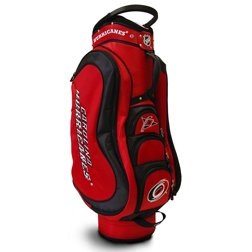 Team Golf Carolina Hurricanes Medalist Cart Bag