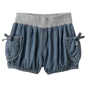 Carter's Chambray Shorts - Baby