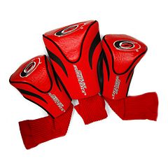 Team Golf Carolina Hurricanes 3-pc. Contour Head Cover Set
