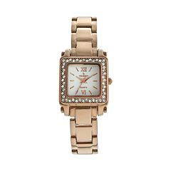 Peugeot Women's Crystal Watch - 7044RG