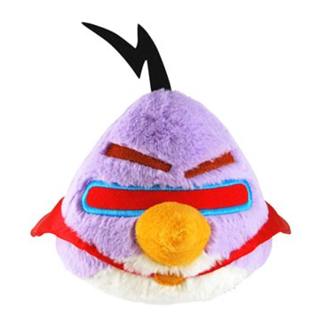 Angry Birds Space 8-in. Purple Lazer Bird Plush