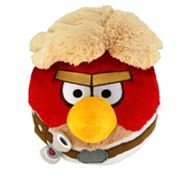 Angry Birds Star Wars 16-in. Luke Skywalker Bird Plush