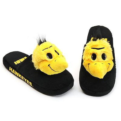 Iowa Hawkeyes Slippers - Youth