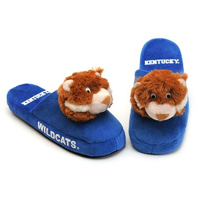 Kentucky Wildcats Slippers - Youth