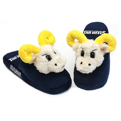 North Carolina Tar Heels Slippers - Youth