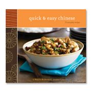 ''Quick and Easy Chinese: 70 Everyday Recipes'' Cookbook