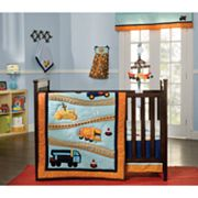 Zutano Construction 4-pc. Crib Set