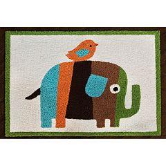 Zutano Elephants Rug