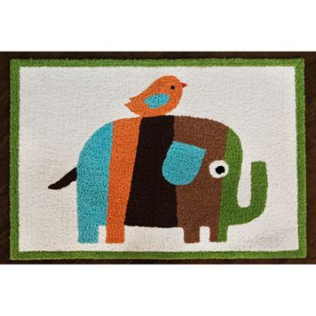 Zutano Elephants Rug