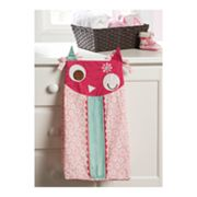 Zutano Owls Diaper Stacker