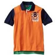 Chaps Colorblock Athletic Polo - Boys 8-20
