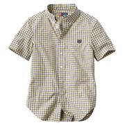 Chaps Tattersall Shirt - Boys 8-20