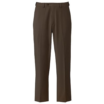 Haggar Repreve No-Iron Classic-Fit Dress Pants - Big and Tall